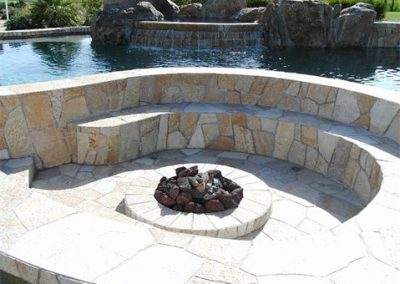 austin-swimming-pool-with-fire-pit-inside