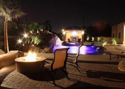 custom-pool-with-fire-pit-fiber-optic-ligting