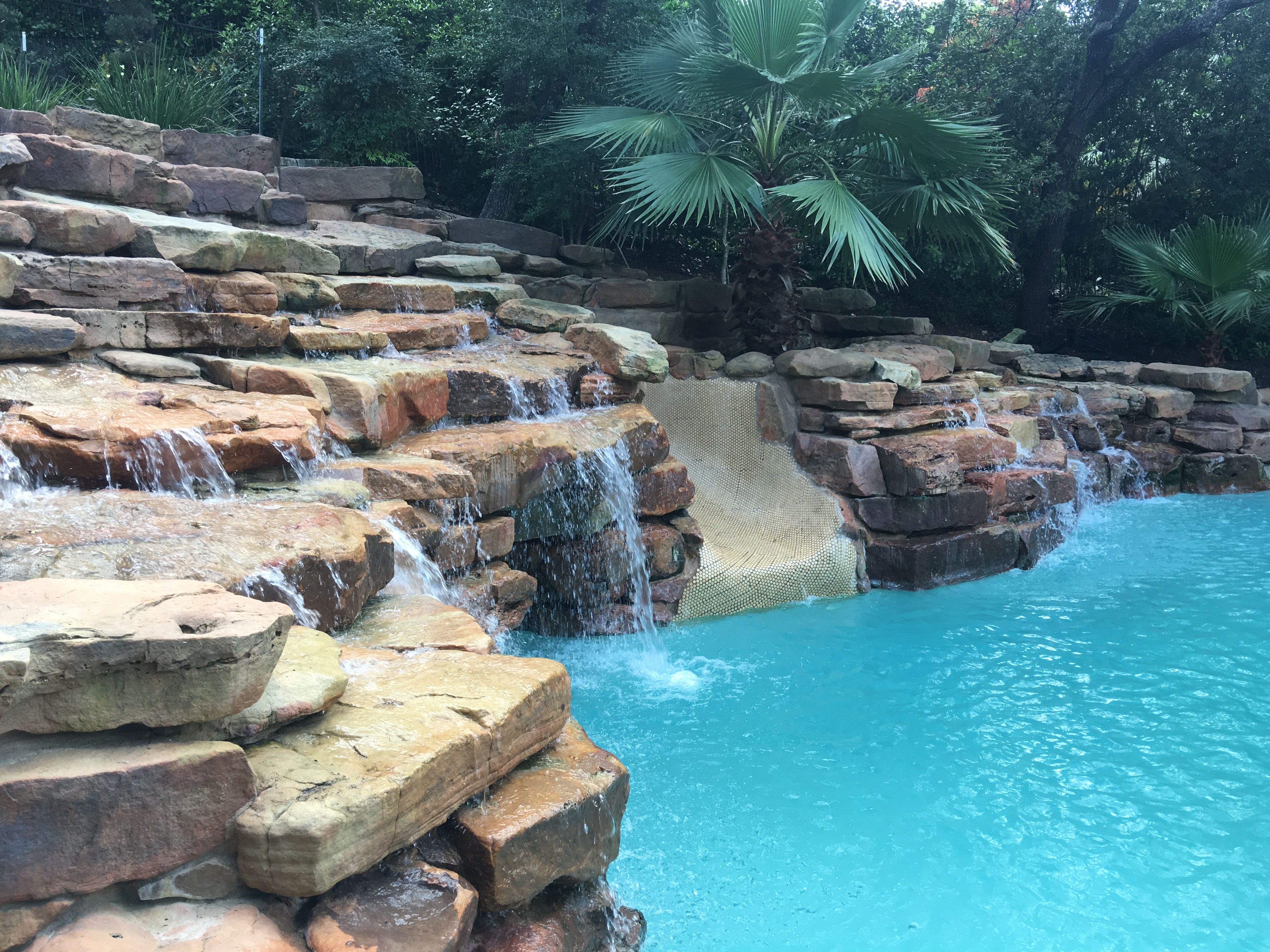 pool features kb custom pools bee cave tx