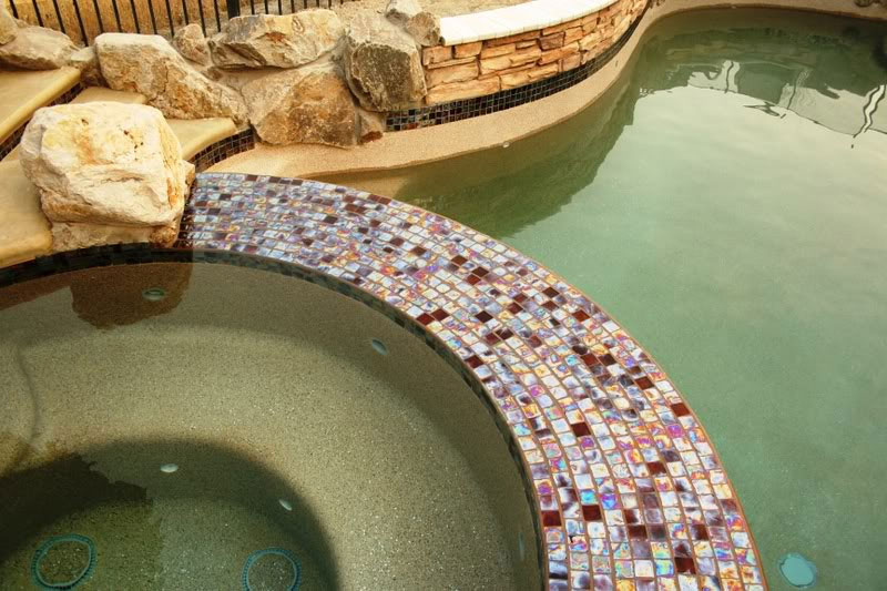 Pool features kb custom pools bee cave tx for A touch of gold tanning salon